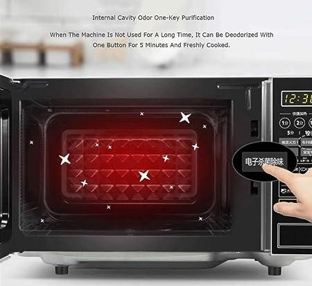 WCJ Horno microondas con Sensor Inteligente, Easy Clean Interior ...