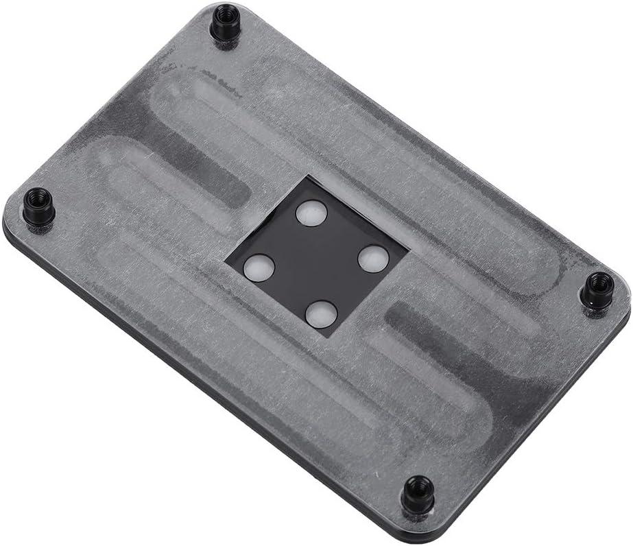 AM4 Backplate,CPU Heatsink Bracket Backplane Back Sheet Iron Plate Durable for AM4