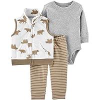 Carter's Baby Boys' Vest Sets 121g796