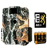 Cheap Browning Trail Cameras 5HDP Bundle Trail 8GB SD Card and AA Batteries-3 Items