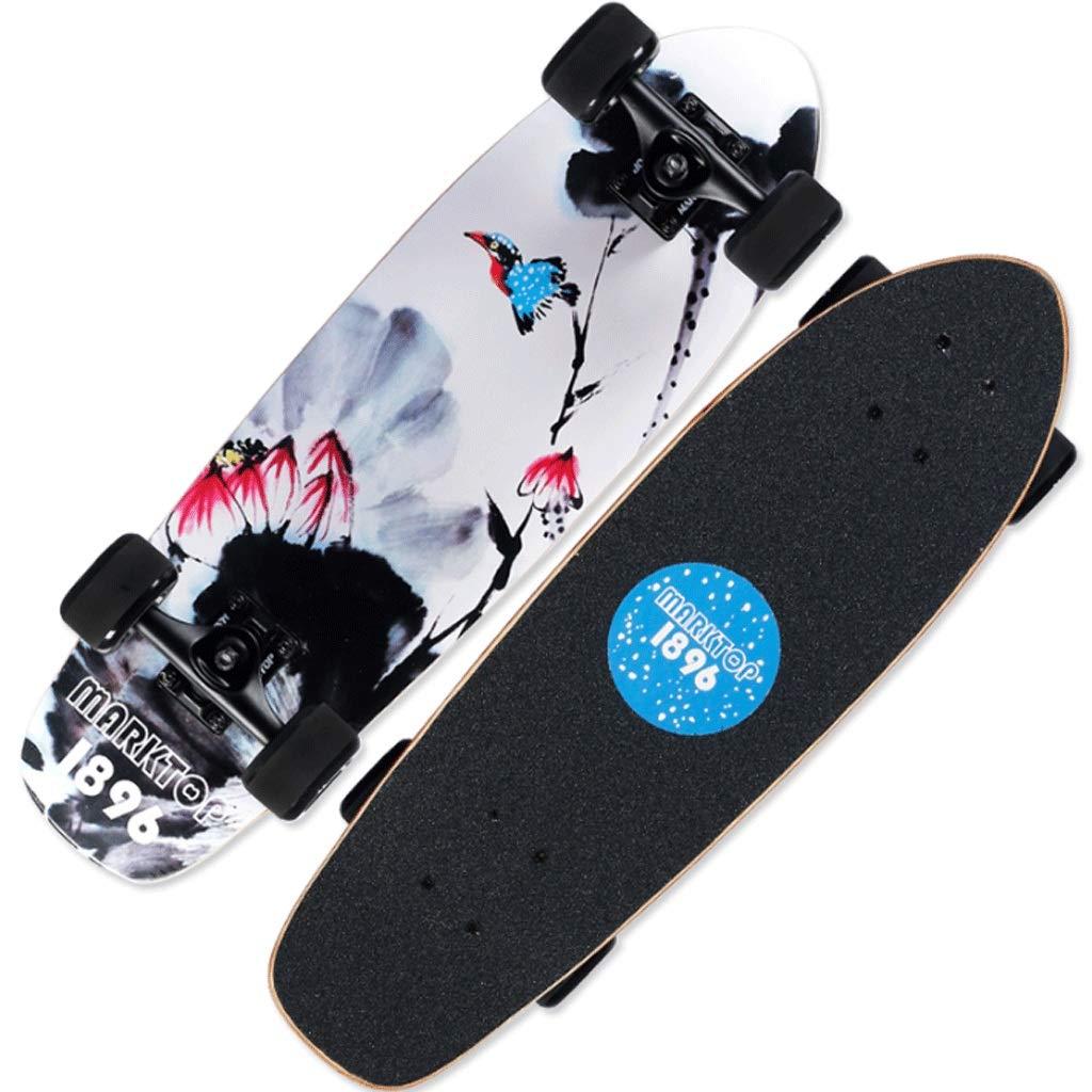 【数量は多】 WangYi g スケートボード- スケートボードブラシストリートシングルフィッシュボード子供大人4輪ロッカー (色 68.5x20x11cm : H h, サイズ H さいず : 68.5x20x11cm) B07NQ1D8LS 68.5x20x11cm|G g G g 68.5x20x11cm, 中古パソコン&タブレット GF-TOWN:0e81e103 --- a0267596.xsph.ru