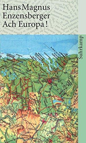 Ach Europa!: Wahrnehmungen aus sieben Ländern. Mit einem Epilog aus dem Jahre 2006 (suhrkamp taschenbuch, Band 1690)