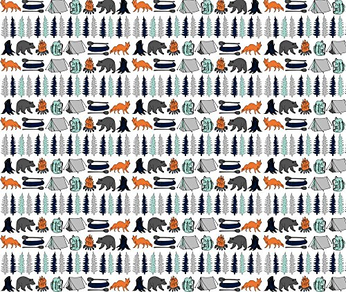 Printed Fleece Fabric - 5