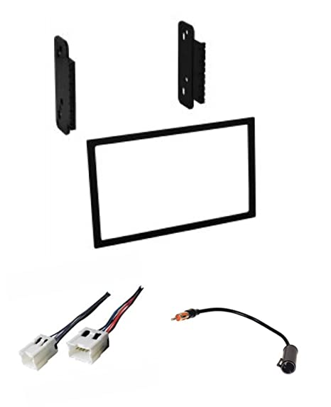 Amazon.com: ASC Car Stereo Install Dash Kit, Wire Harness, and ... on nissan altima alarm wiring, nissan altima tires, nissan frontier stereo wiring, nissan altima ac wiring, nissan car stereo wiring, nissan altima fuel pump, nissan altima brakes, nissan altima diagram, nissan altima wheels, nissan altima starter, nissan altima spark plugs, nissan altima wire harness, nissan altima dash kit, nissan altima suspension, nissan altima alternator, nissan altima head unit, nissan altima stereo installation, nissan altima car stereo, nissan altima speakers, nissan altima seats,