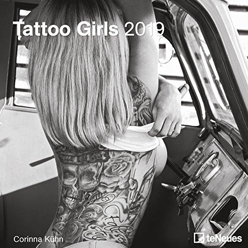 (Tattoo Girls 2019 Broschürenkalender)