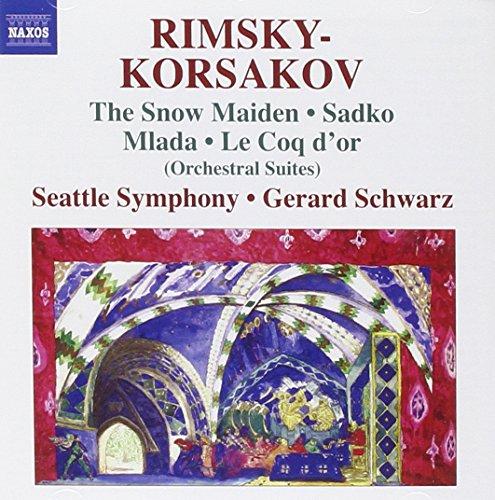 (Rimsky-Korsakov: The Snow Maiden; Sadko; Mlada; Le Coq d'or)