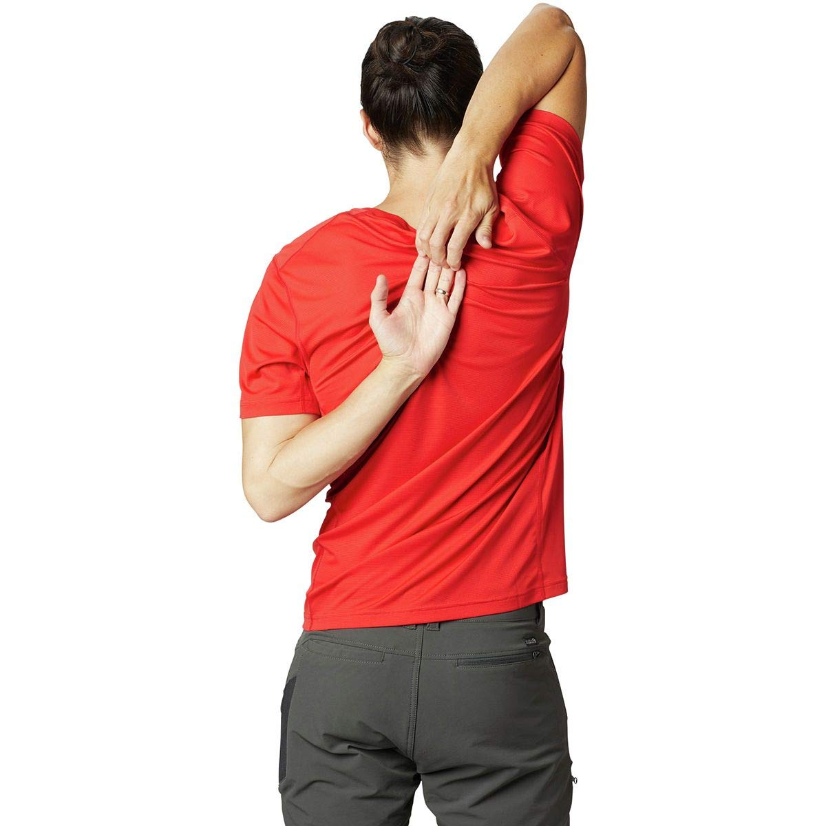 Mountain Hardwear Mens Photon Short Sleeve Tee