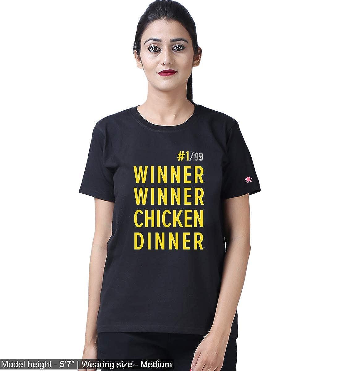 83d5d7ad Graphic Printed T-Shirt for Men & Women | PUBG T-Shirt | Playerunknown's  Battlegrounds T-Shirt | Half Sleeve T-Shirt | Round Neck T Shirt | 100%  Cotton ...