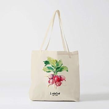 Bolso de la compra para verduras y radicales, bolsa de la ...