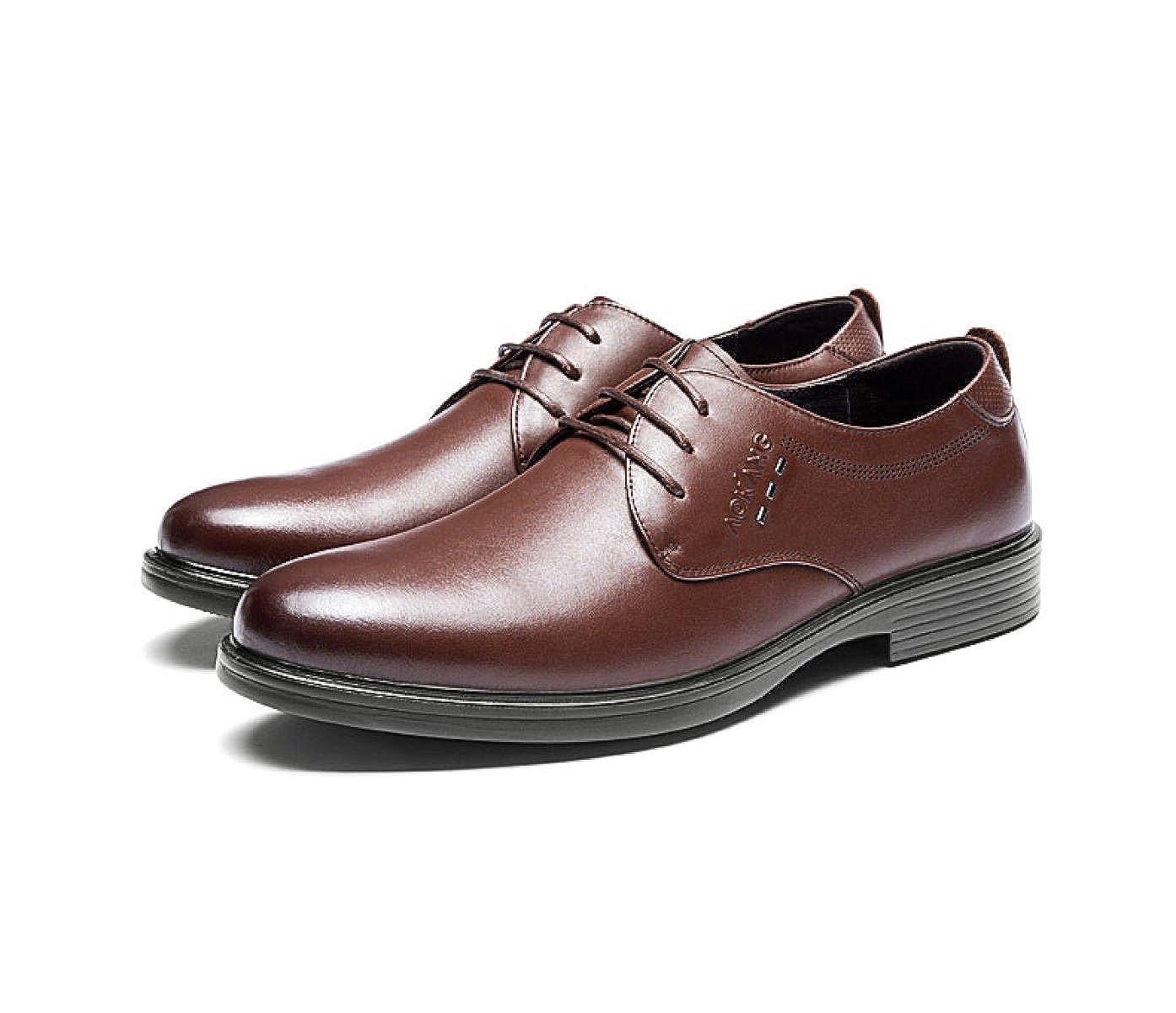 Zapatos Zapatos Zapatos De Cuero Zapatos De Hombre Juventud Business Dress Hombre Fashion Zapatos 4efa7c