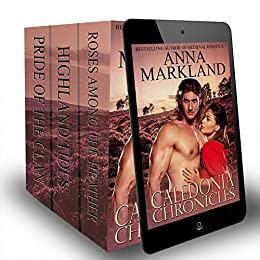 Caledonia Chronicles by [Markland, Anna]