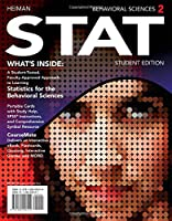 Behavioral Sciences STAT 2, 2nd Edition Front Cover