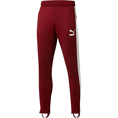 71d42eb5aab2 Image Unavailable. Image not available for. Color  Puma T7 Vintage Track  Pants