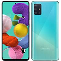 Samsung Galaxy A51 GSM desbloqueado, Prism Crush Azul, 128 GB