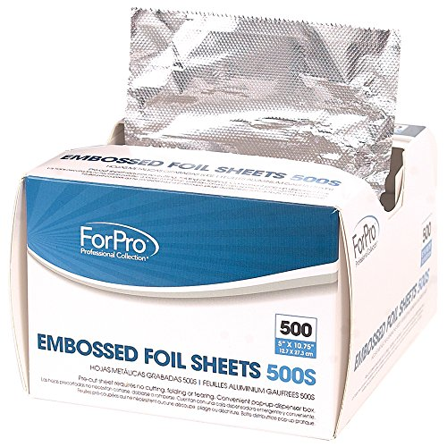 For Pro Foil Sheets 900s 9 Inch X 1075 Inch 500 Count