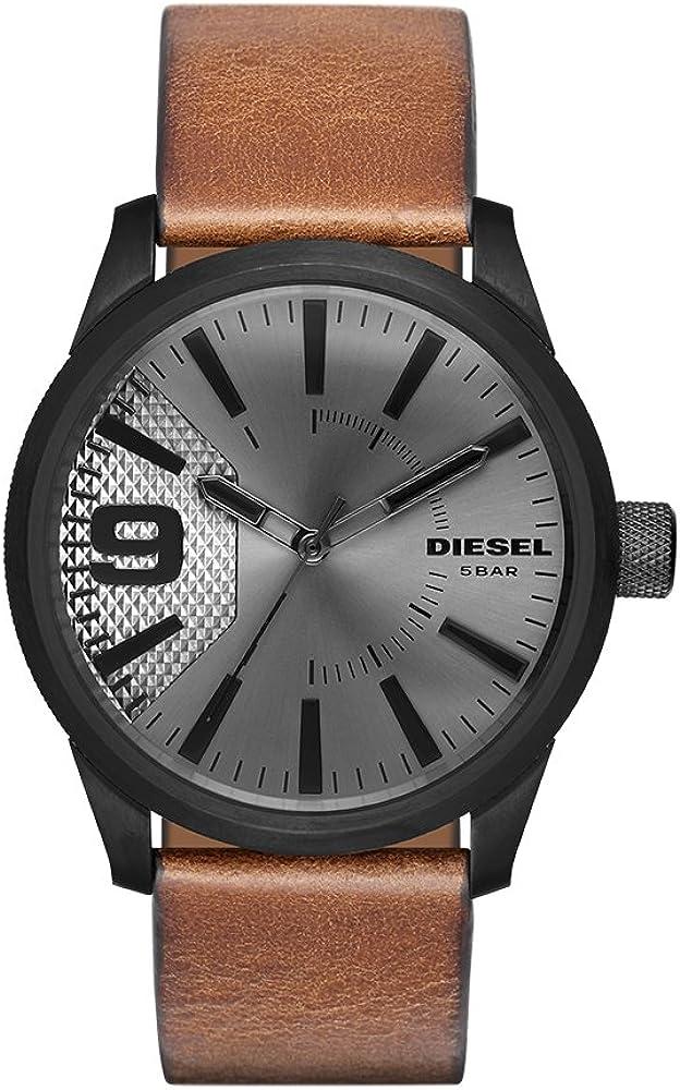 Diesel Relojes–Correa de Piel
