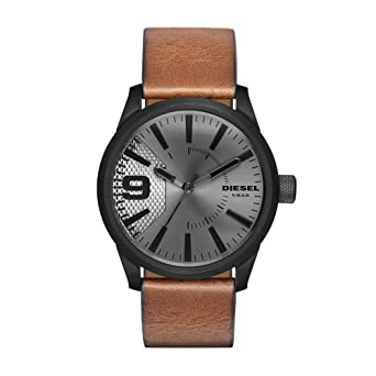 watches brown s malaysia men fossil en automatic leather watch townsman my