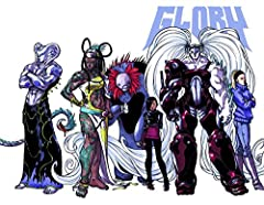 """""""For adult superhero readers who enjoy seeing things taken to extremes."""" - Library JournalAfter missing for almost a decade, Glory's whereabouts are uncovered by a lone reporter, but the globe-spanning conspiracy keeping her hidden fro..."""
