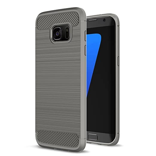 6 opinioni per Custodia Samsung S7 Edge, Landee Custodia Armor con Copertura Morbida di