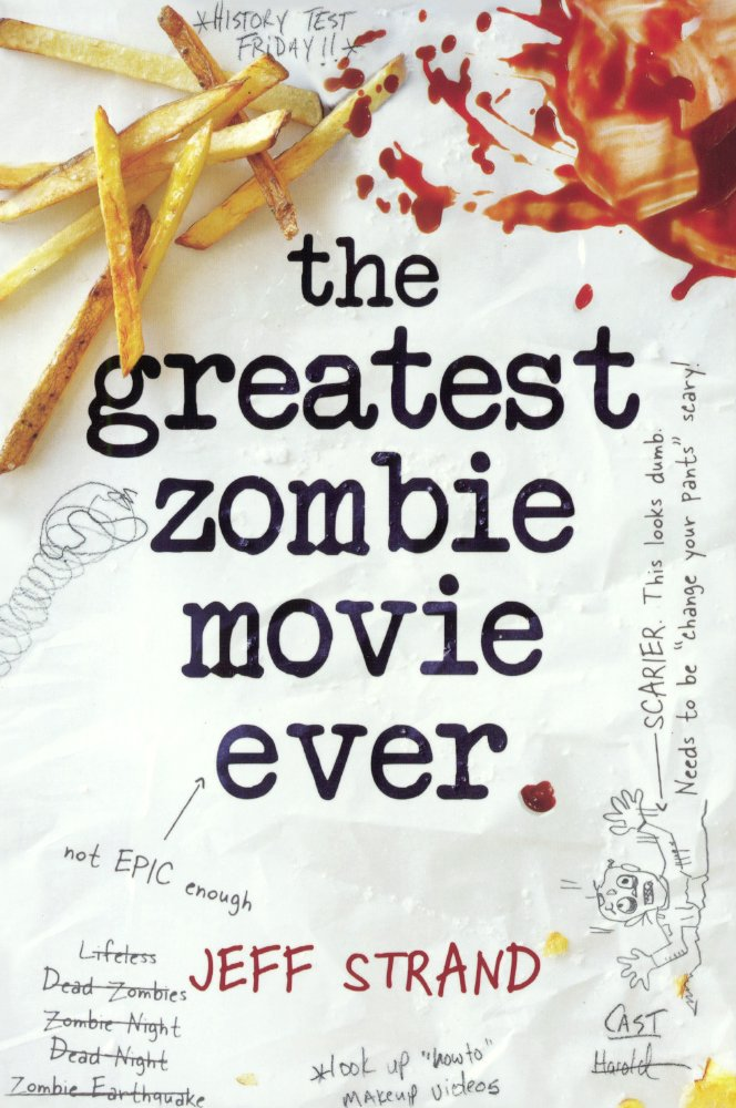 Download The Greatest Zombie Movie Ever (Turtleback School & Library Binding Edition) PDF