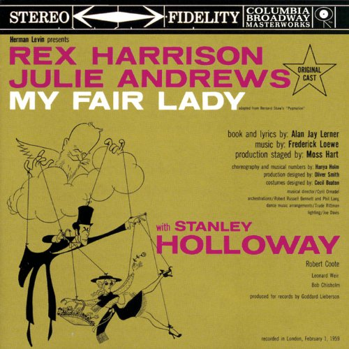 Lady Cast - My Fair Lady (Original London Cast Recording)