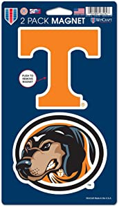 WinCraft NCAA Die Cut Logo Magnet