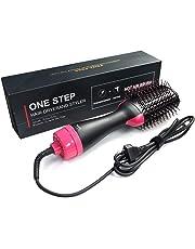 allbesta 3 en 1 – Secador de pelo cepillo de aire caliente Hair Styler & volumizer