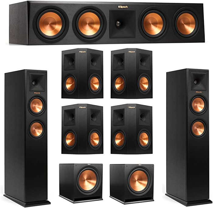 Top 10 72 Home Theater Bundle