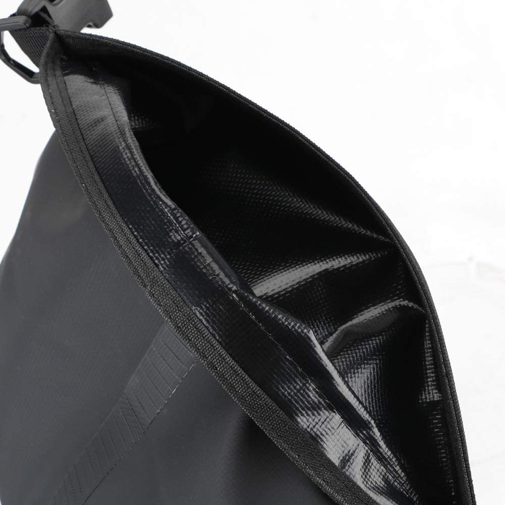 nataci/ón para buceo impermeable senderismo conducci/ón NOPNOG 10 L Bolsa para motocicleta bolsa de PVC al aire libre