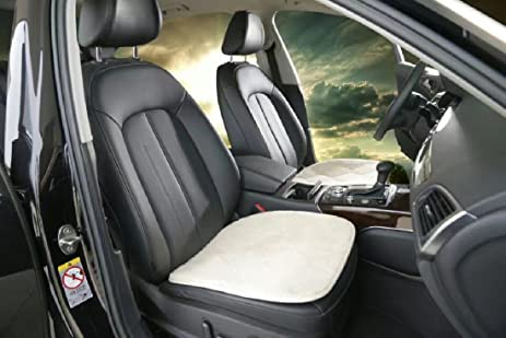 Amazon Com Full Set Of Genuine Australia Sheepskin Car Seat Cover