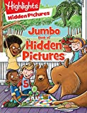 img - for Jumbo Book of Hidden Pictures  (Highlights  Jumbo Books & Pads) book / textbook / text book