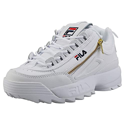 Fila Disruptor 2 Zipper Womens Platform Trainers