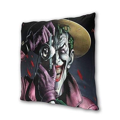 """NOT BRAND Joker Outdoor/Indoor Cushions 18.5""""x 18.5"""", 2 Pieces: Home & Kitchen"""