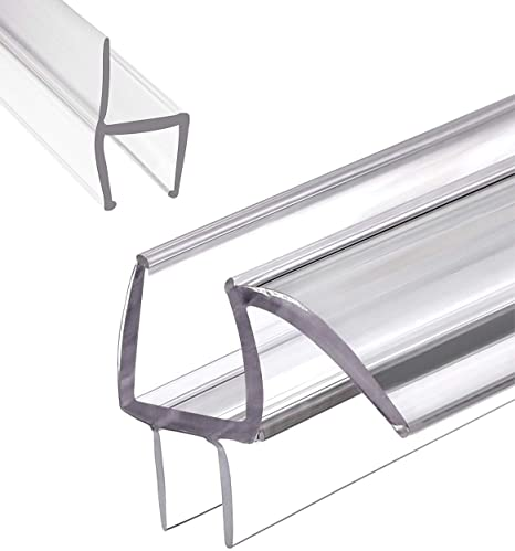 Magzo Glass Shower Door Seal Strip Set For 3 8 Glass 36