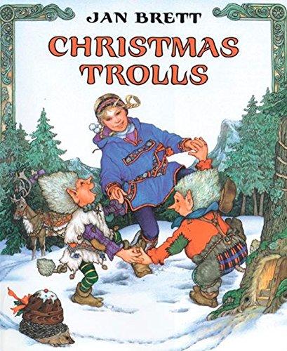 Christmas Trolls (The Wild Christmas Reindeer By Jan Brett)