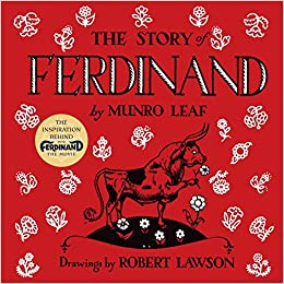 amazon the story of ferdinand munro leaf robert lawson farm