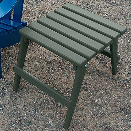 (Prairie Leisure Junior Adirondack Side Table)