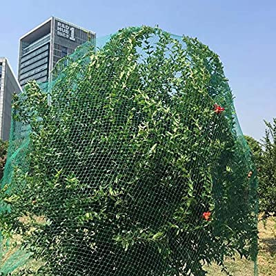 Garden netting anti bird pigeon fruit plant pond net leaves protection water