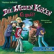 Es spukt! (Die Wilden Küken 4) | Thomas Schmid