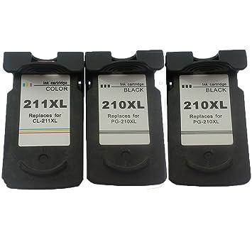 Remanufacturados cartuchos de tinta de repuesto para Canon ...