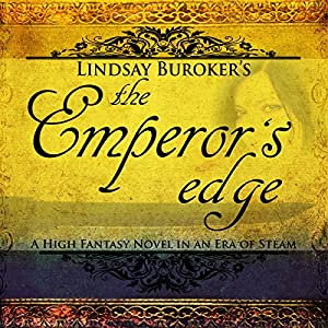 The Emperor's Edge Hörbuch