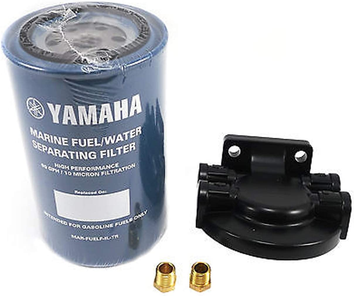 OEM Yamaha Outboard Stainless Fuel//Water Separating Filter Assy MAR-SPRTR-HD-SS
