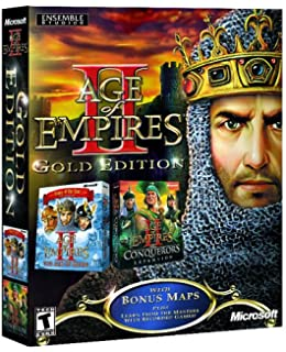 Amazon com: Age of Empires - PC: Video Games