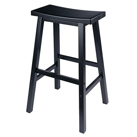 Astounding Winsome Satori Stool 29 Black Gamerscity Chair Design For Home Gamerscityorg