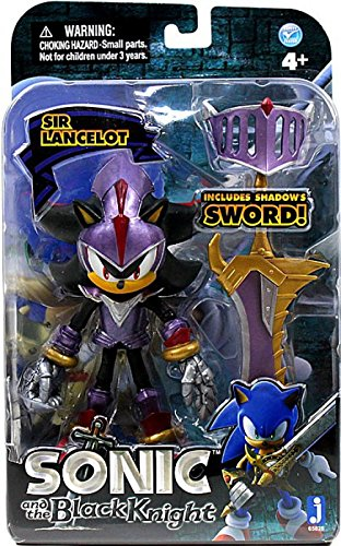 Sonic as Sir Lancelot ~5