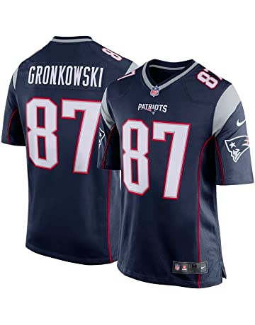 49023325e92 Nike New England Patriots Nfl Game Team Jrsy - Short-sleeve Top for men