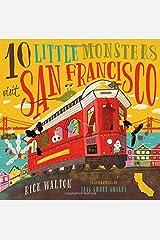 10 Little Monsters Visit San Francisco