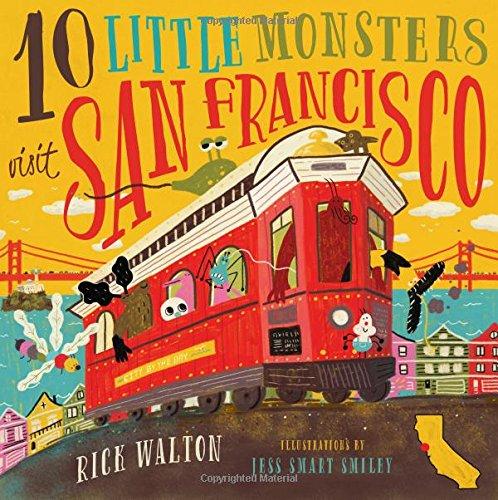 Little Monsters Visit San Francisco product image