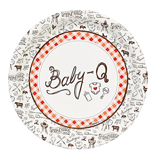 BirthdayExpress Baby Q Baby Shower Party Supplies - 9