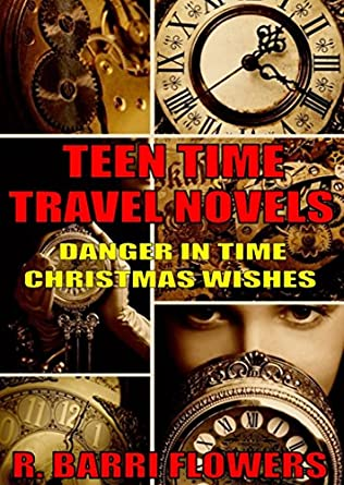 book cover of Teen Time Travel Novels 2-Book Bundle